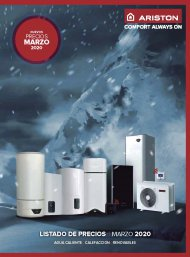 Ariston 2020 Edicion Marzo