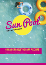 Quimicos SunPool. Productos QP